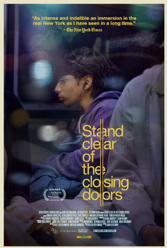 - Stand Clear the Closing Doors 2014 Feature Film by Sam Fleishner - additional music and closing credits by DMG  and Daniela Gesundheit