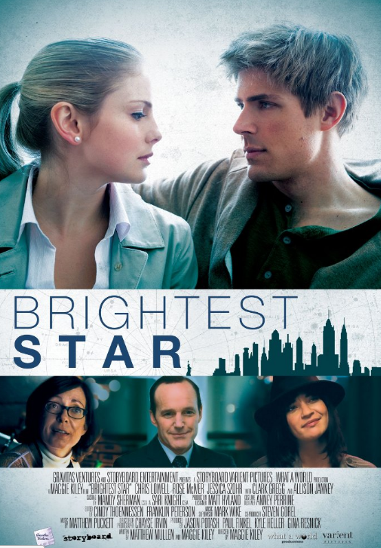 Brightest Star 2014 Feature Film by Magie Kiley - contributing composition by DMG   -
