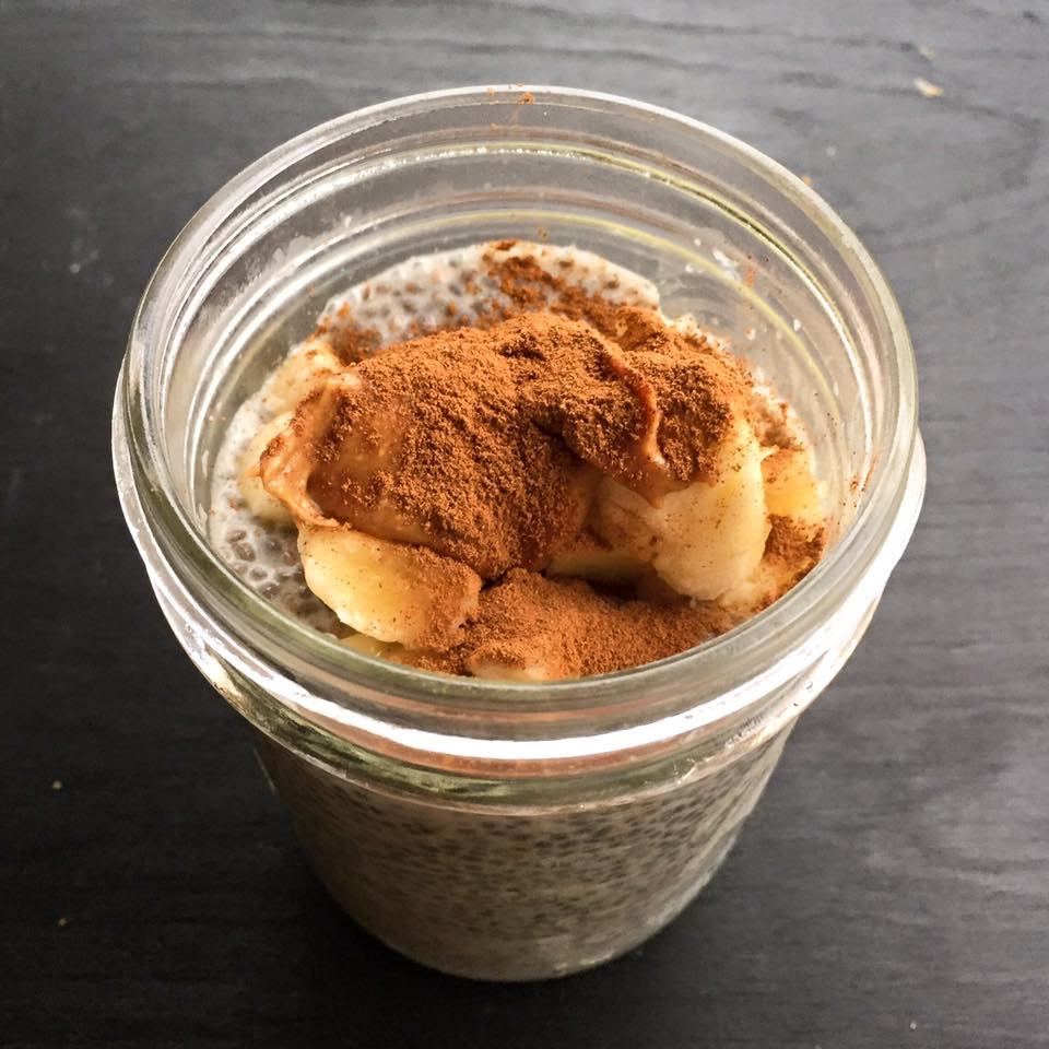 Overnight Chia Pudding