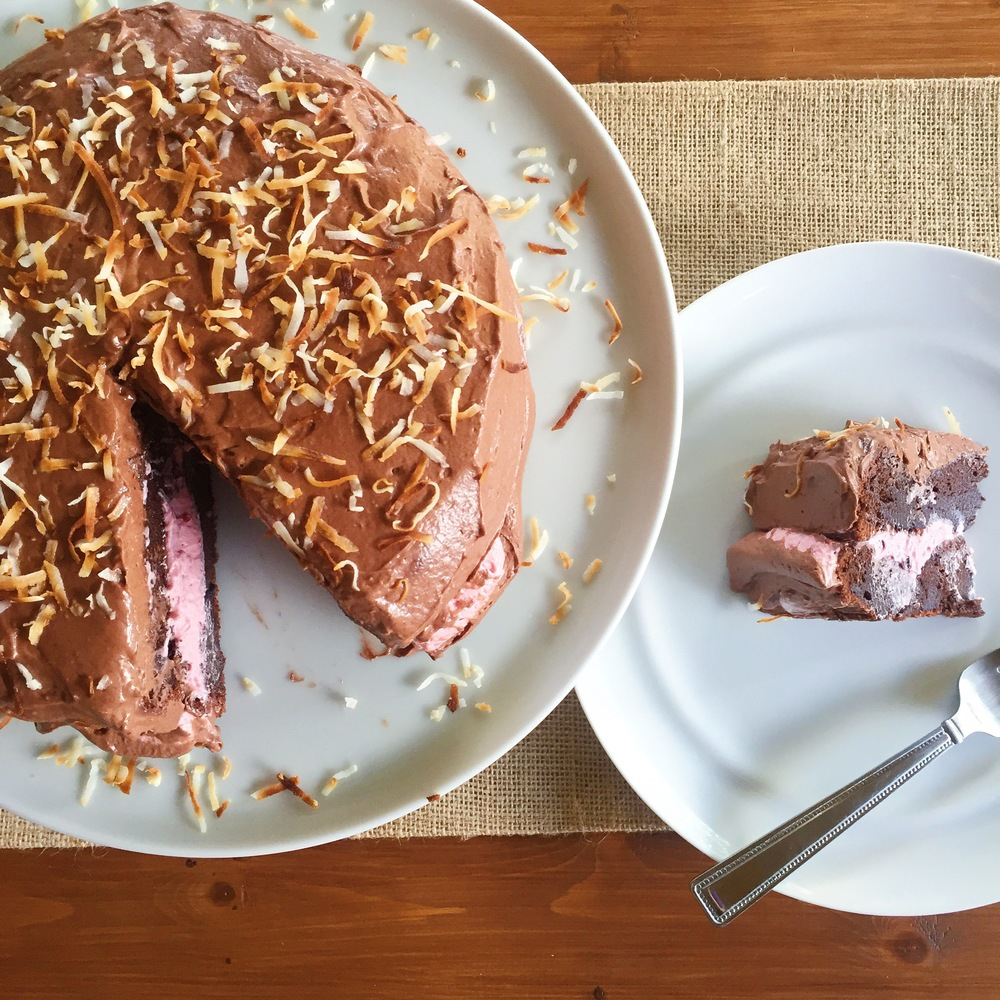 Gluten Free Chocolate Sponge Cake