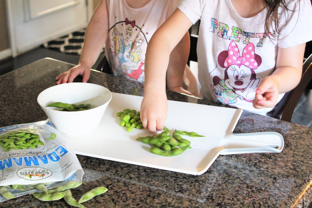 Thai Veggie Protein Wraps