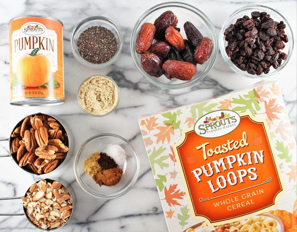 pumpkin pie protein bites