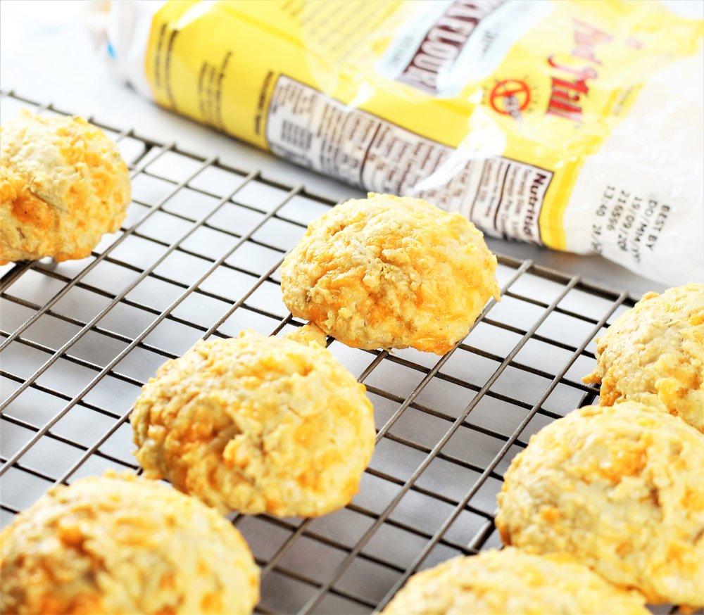 grain free cheesy rolls