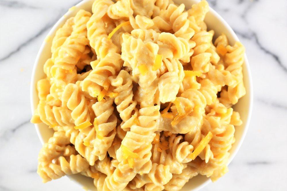 20 minute homemade mac and cheese