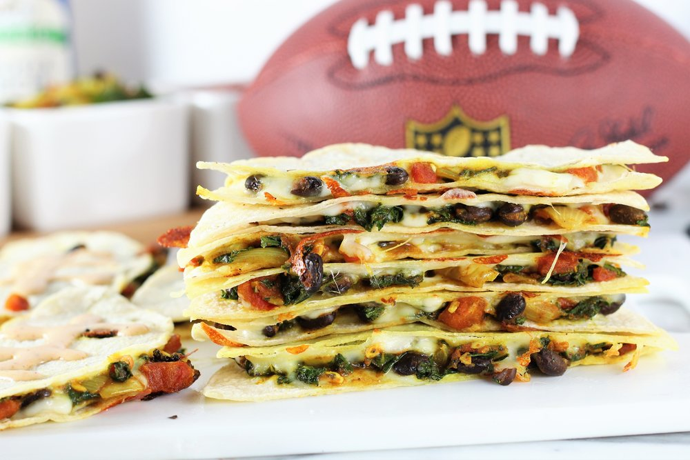 SUPERfood Quesadillas