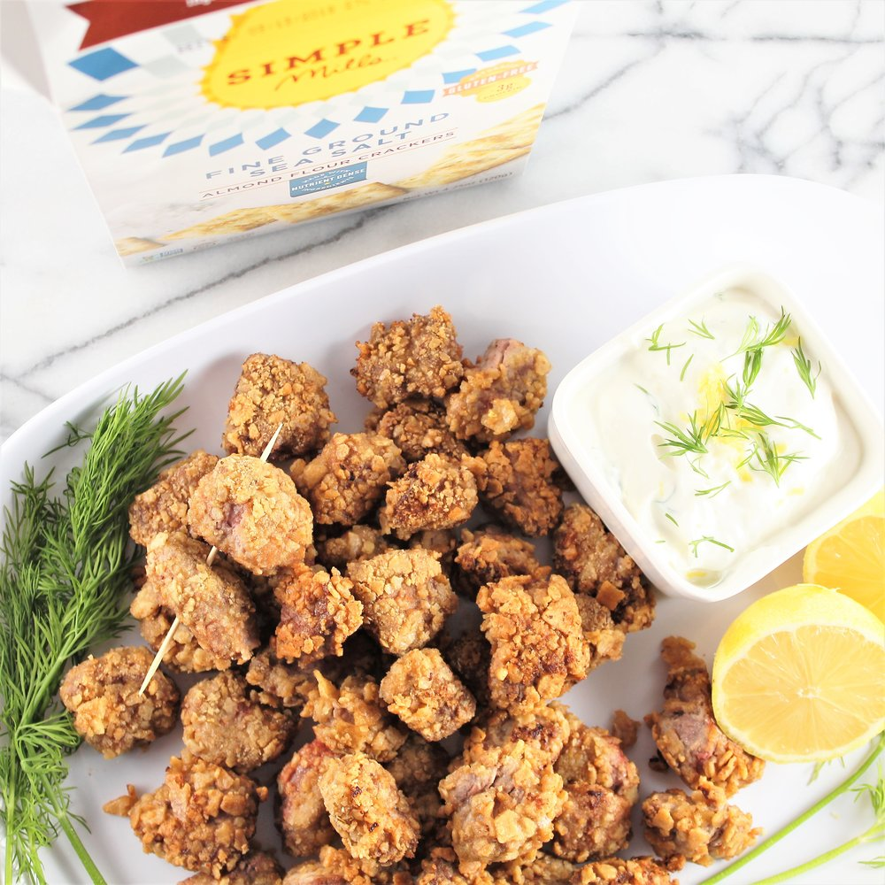 Grain Free Crispy Steak Bites - Since these were my last recipe fo the year, I felt like they didn't get a fair shot at the top 10, so make sure to check them out to see if they'd make your Top 10!