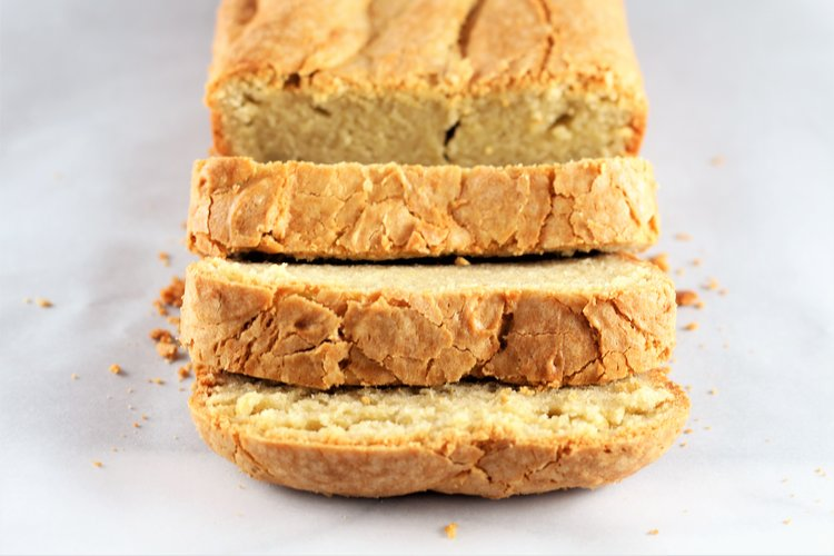 Grandmas Almond Poundcake Milk Honey Nutrition