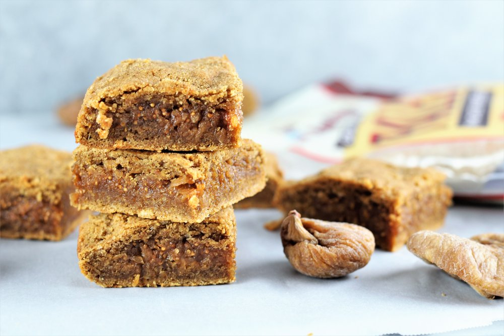 paleo fig bars