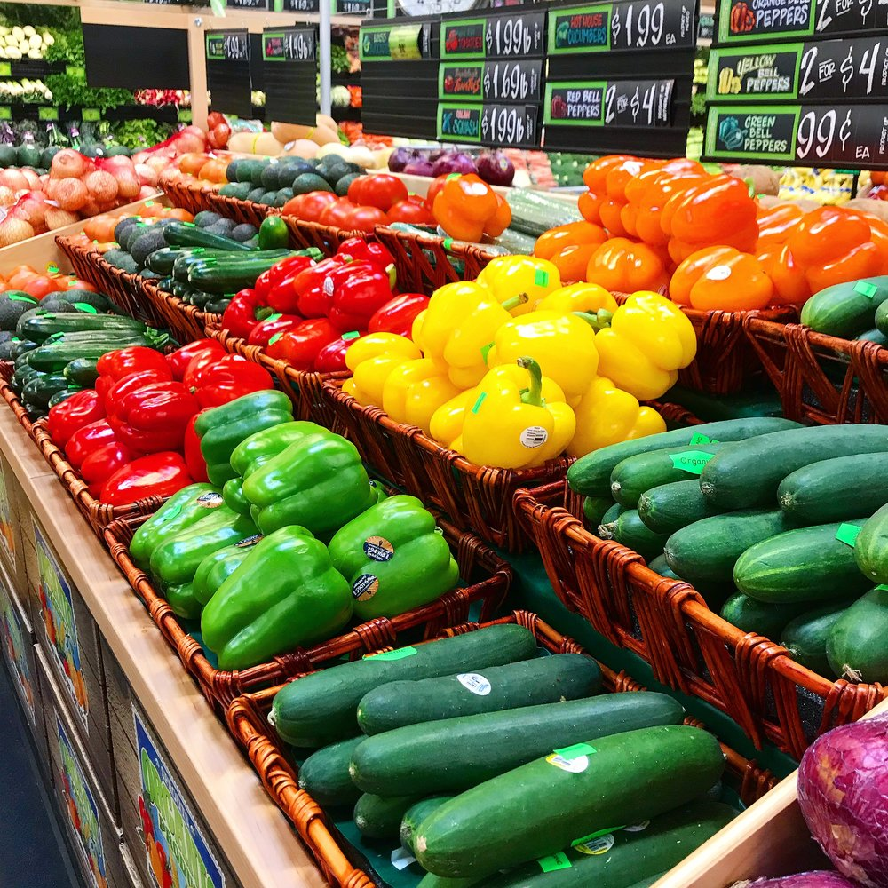 10 ways to be a better grocery shopper