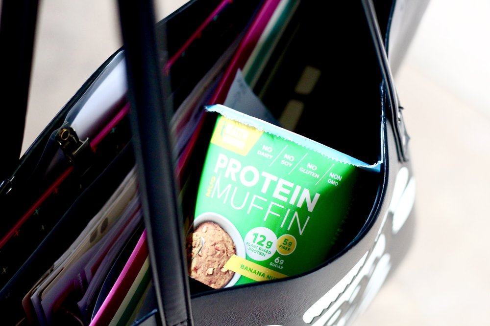 9 Easy High Protein On-the-Go Breakfast Ideas