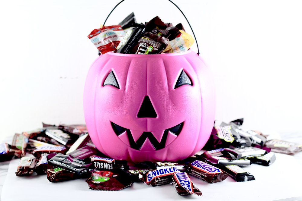 How to handle Halloween candy and kids