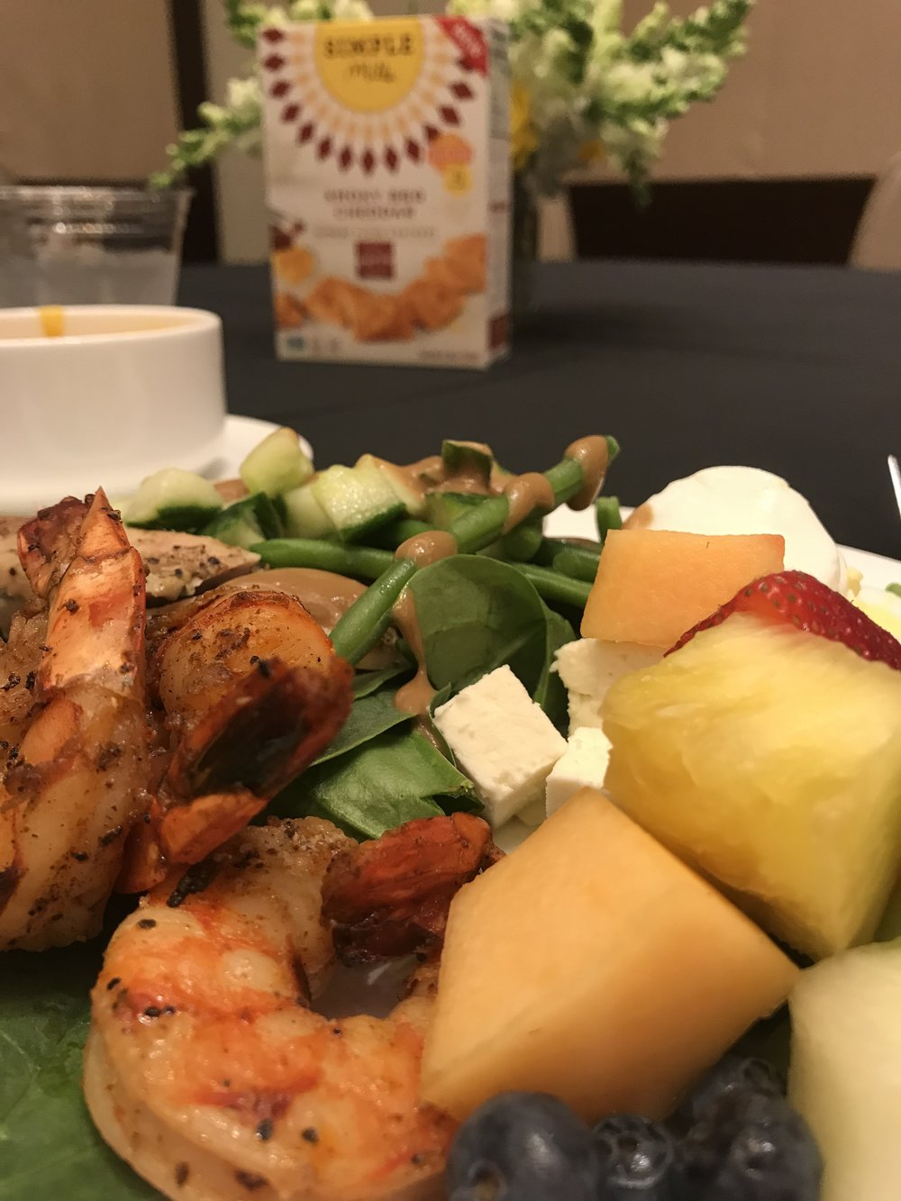 FNCE 2018: A diabetic dietitian does DC