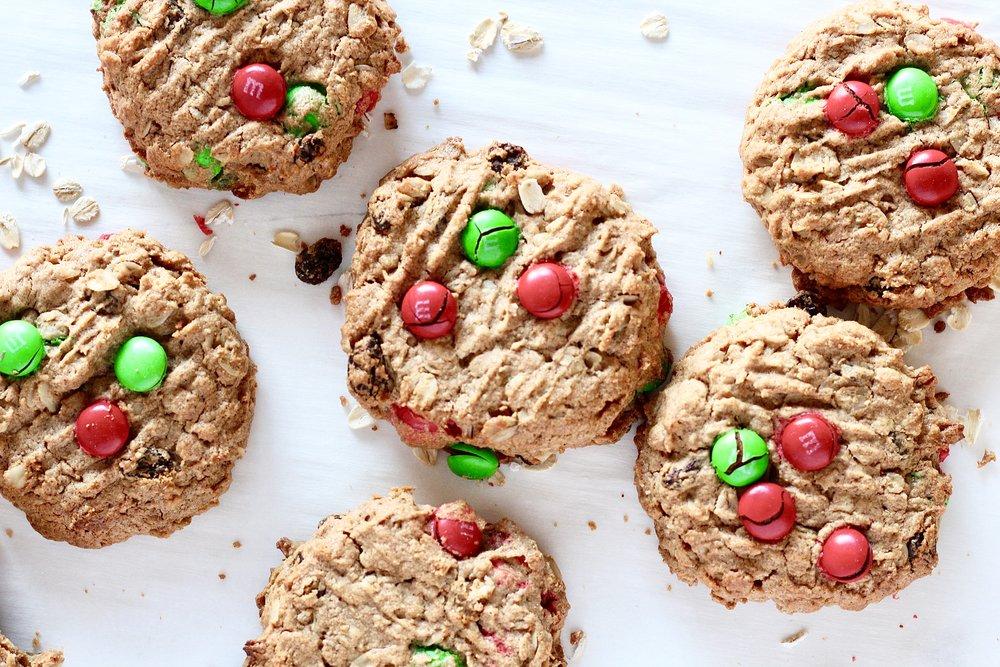 Easy 5 Ingredient Christmas Cookies