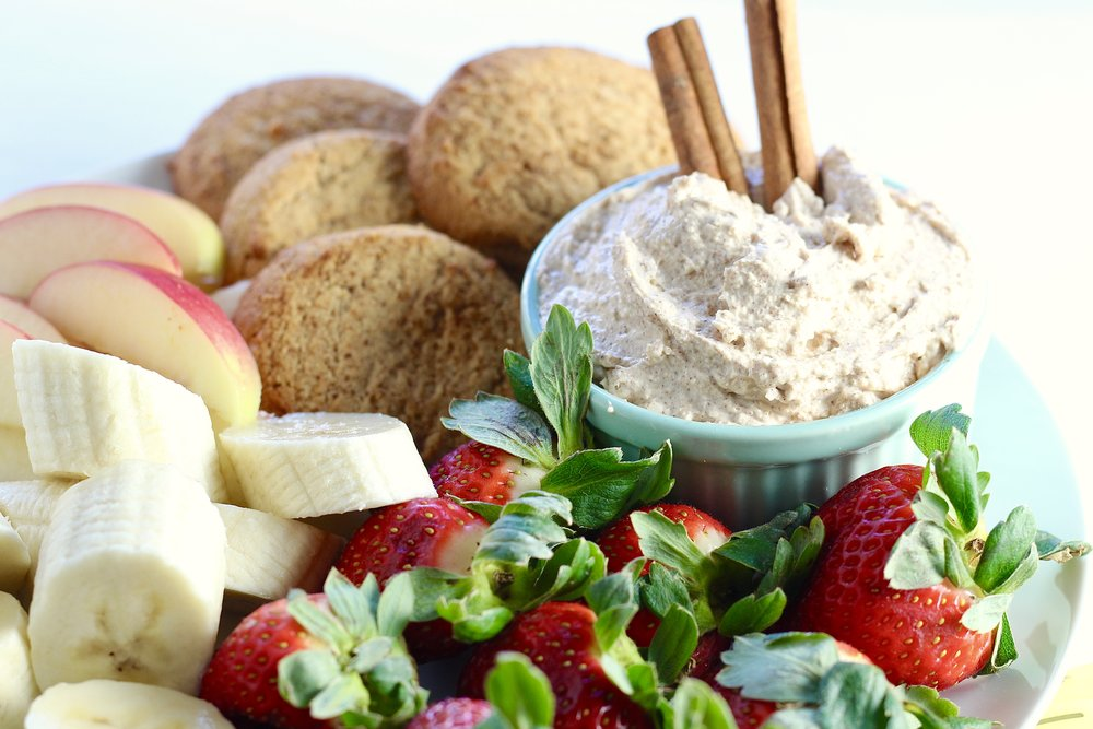 Holiday Snickerdoodle Cookie Dip