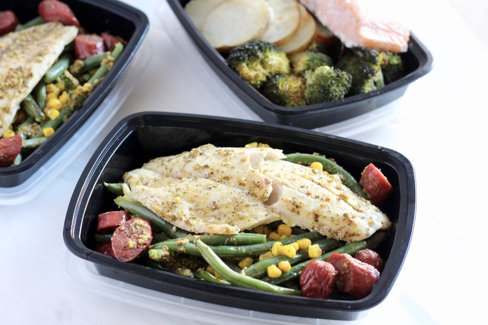Quick and easy sheet pan dinners
