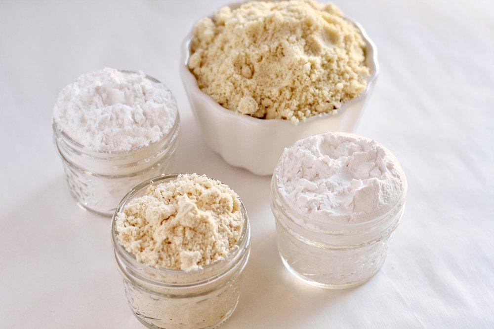 Homemade Paleo Flour Blend