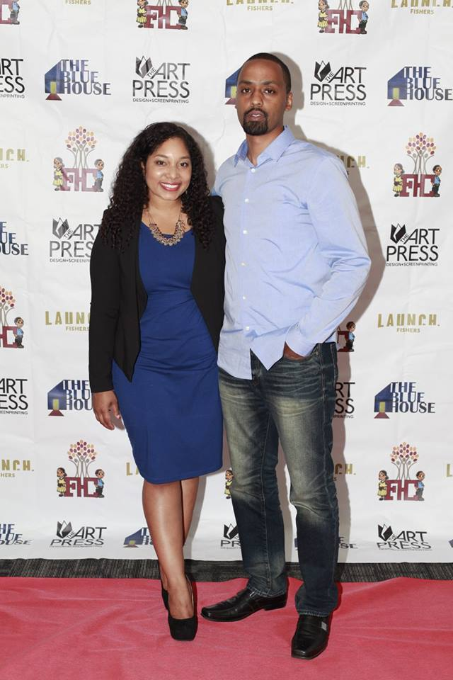 dija and darye blue house red carpet.jpg