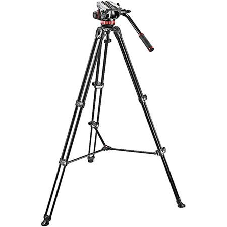 Manfrotto Tripod - Fluid Head
