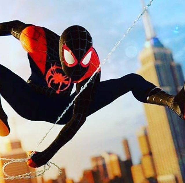 Took my son on a date to see Spider-Man into the Spiderverse and it was so good! Congratulations to everyone on your multiple award wins and Oscar nomination! Not only was the message completely inspiring for any person of any age - I was so happy and emotional as I  watched my son watch a super hero who looks like him onscreen do amazing things, overcome enemies, overcome self doubt and embrace who they are. #representationmatters #spidermanintothespiderverse