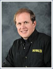 Mark Truppner, KVML Radio Morning Show Host