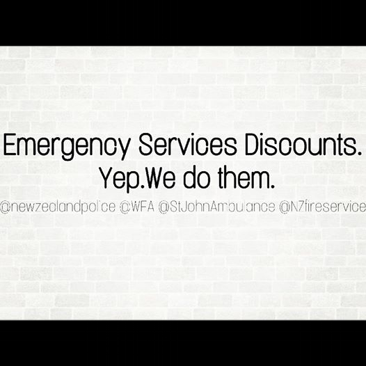 EMERGENCY SERVICES DISCOUNTS Let us help you look after your body. Strengthen your core, back and look after your mobility. Lots of class times to choose from so no matter what shift you are on, there are options for you. Email thrive@thrivepilates.nz from your work email address and we will give you a personalised code to use whenever you book online.