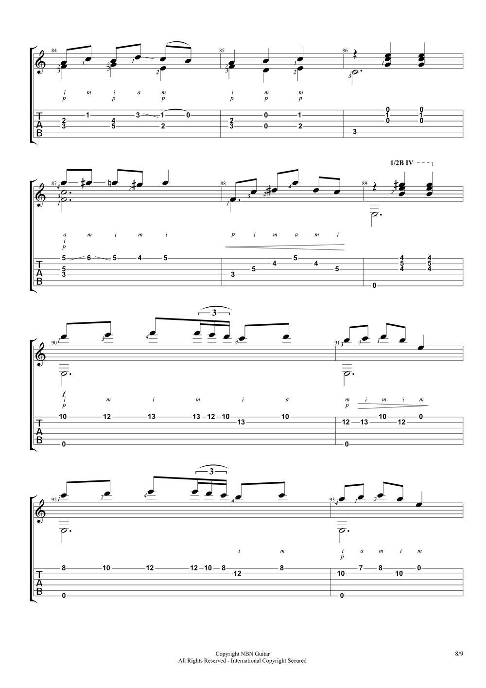 Malagueña Facil (Sheet Music & Tabs)-p10.jpg
