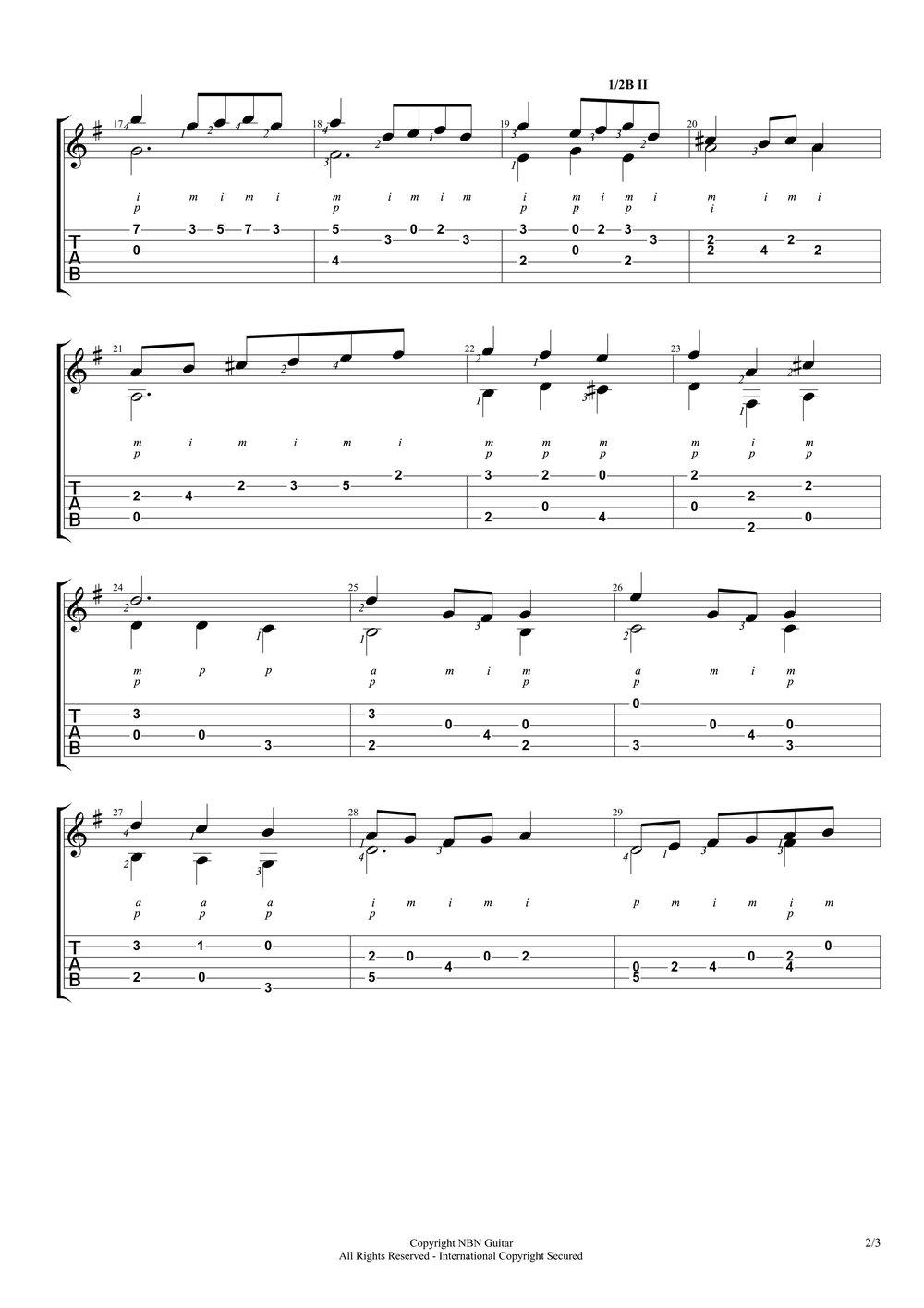 Minuet in G (Sheet Music & Tabs)-p4.jpg