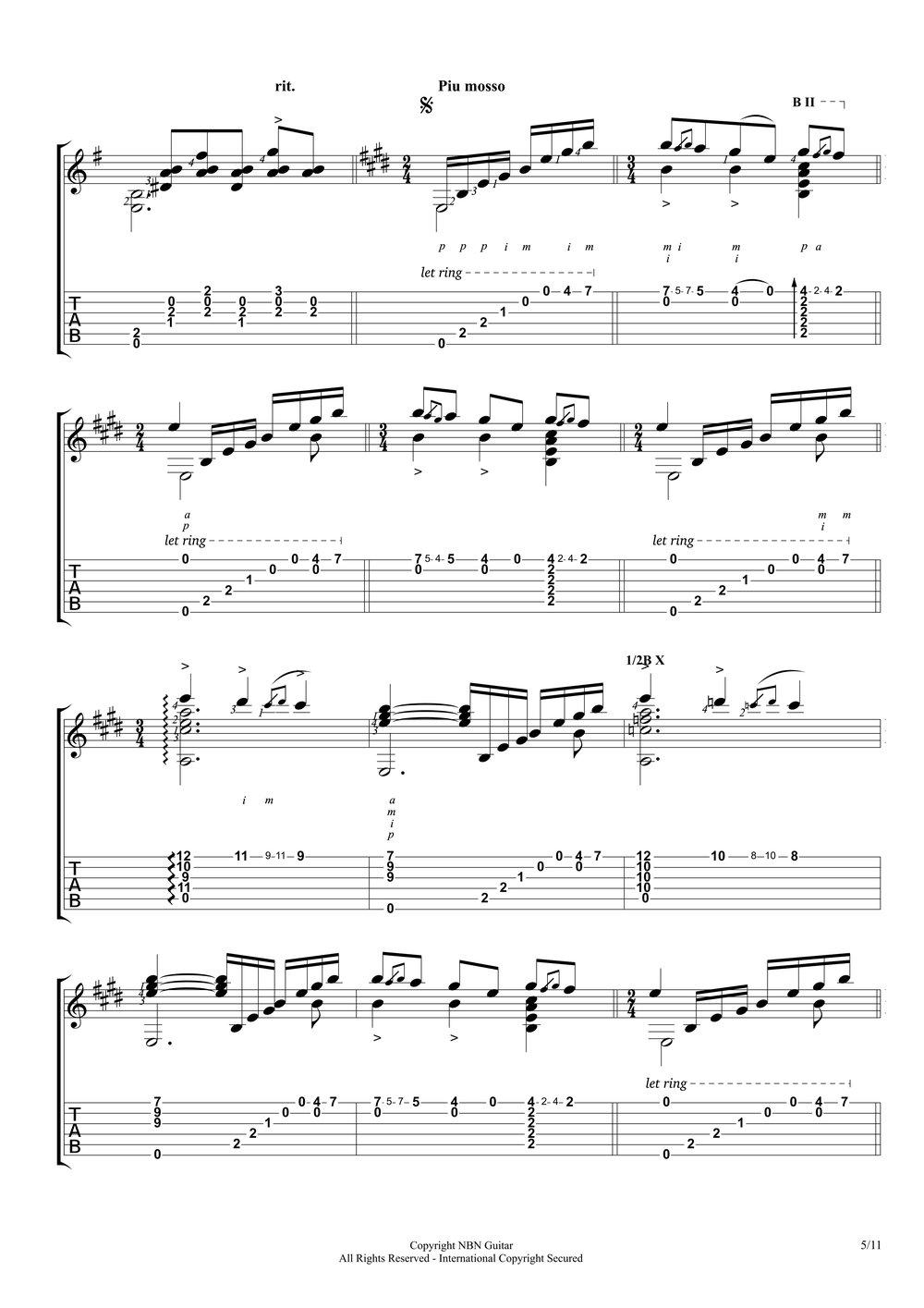 Prelude No. 1 in E-minor (Sheet Music & Tabs)-p07.jpg
