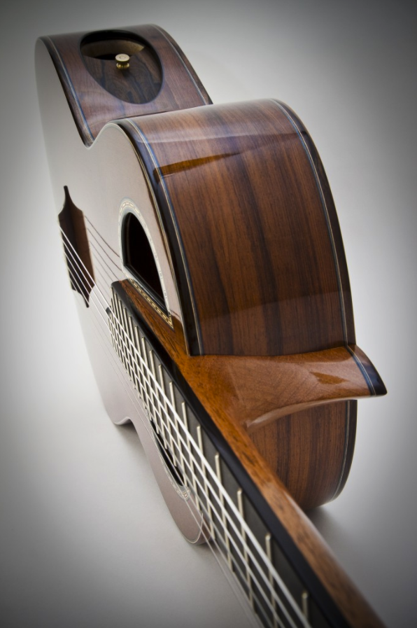 Florian Vorreiter 'Projection Guitar'