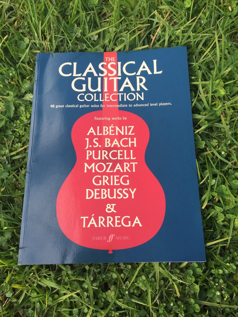An excellent book for aspiring guitar players looking to expand their repertoires.
