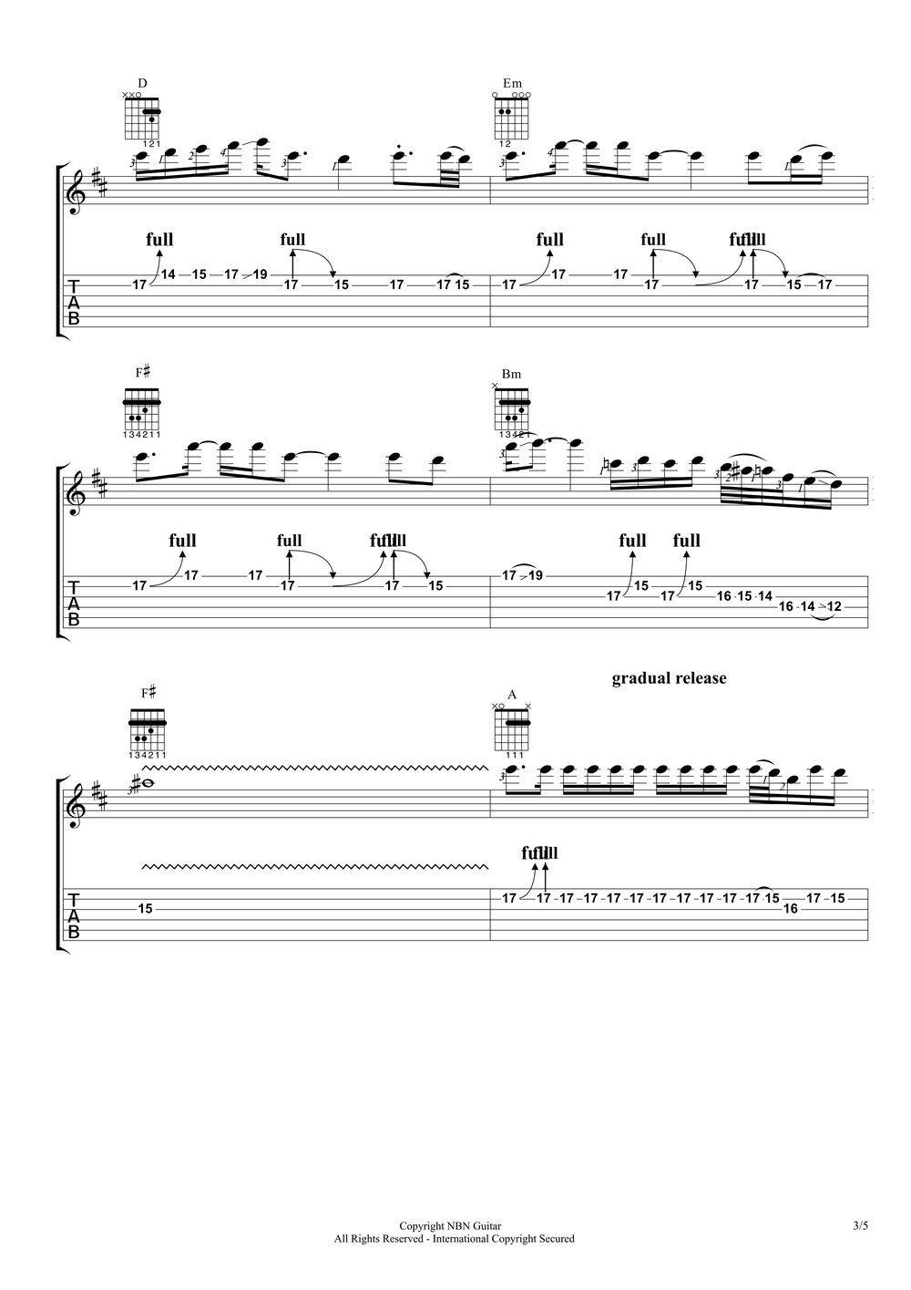 Hotel California Solo Sheet Music & Tabs (Acoustic)-p3.jpg