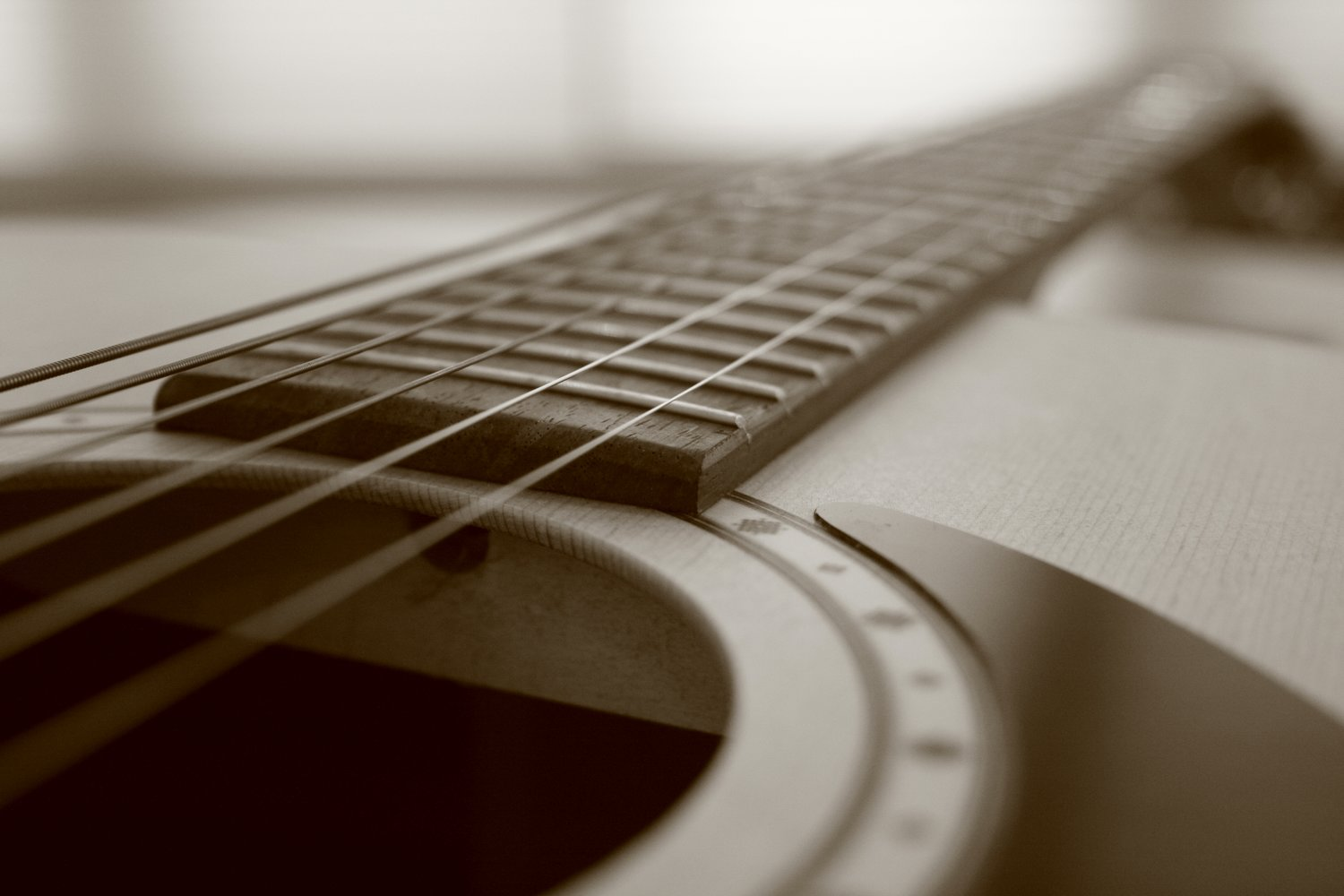 Acoustic Guitar Wallpaper Android