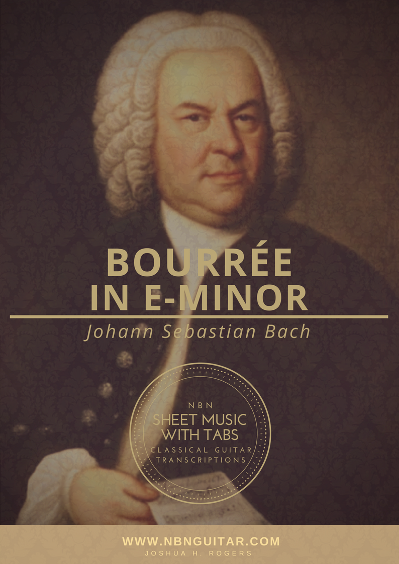 Bourree in E minor Cover.png