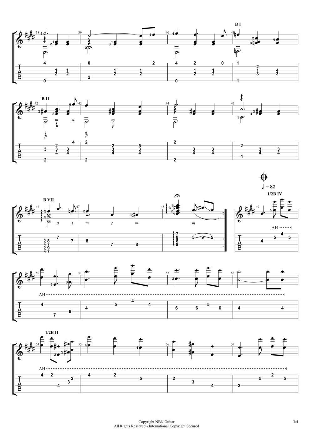 Married Life (Sheet Music & Tabs)#3.png