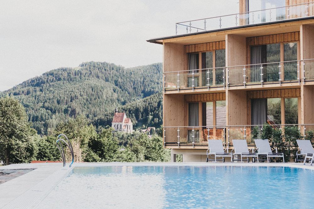 Naturhotel Molzbachhof, Wiener Alpen