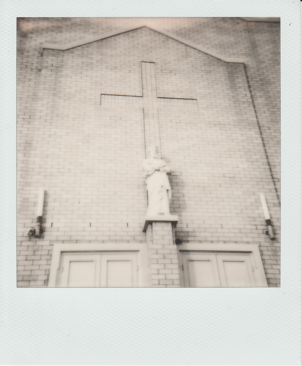 Religion / 600 Polaroid