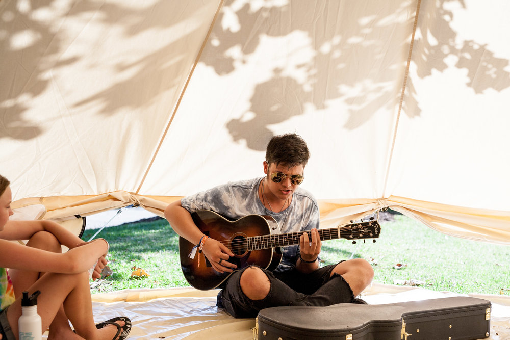 Teepee Tunes with Mason Hope