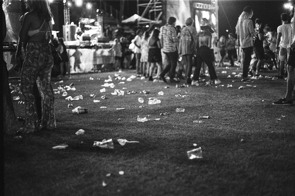 after the party / 35mm film