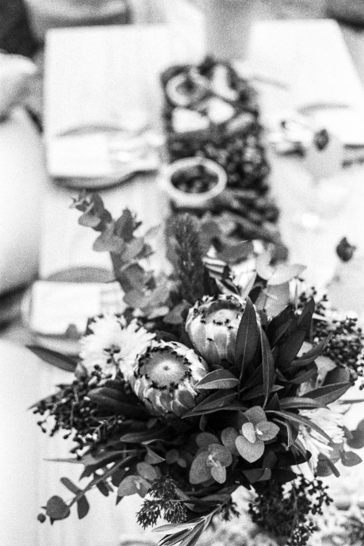 Deep Love Picnic floral arrangement