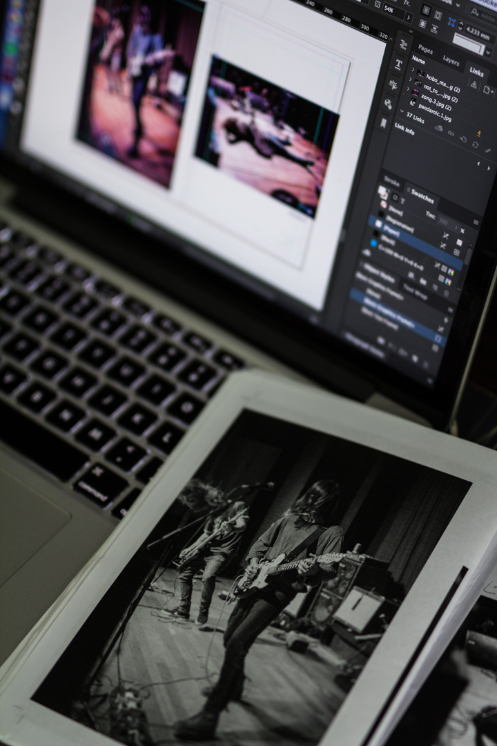 Creating Photo Zine using Adobe Indesign
