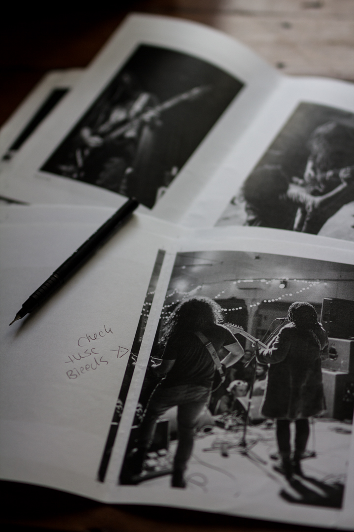 Proofing Photo Zine