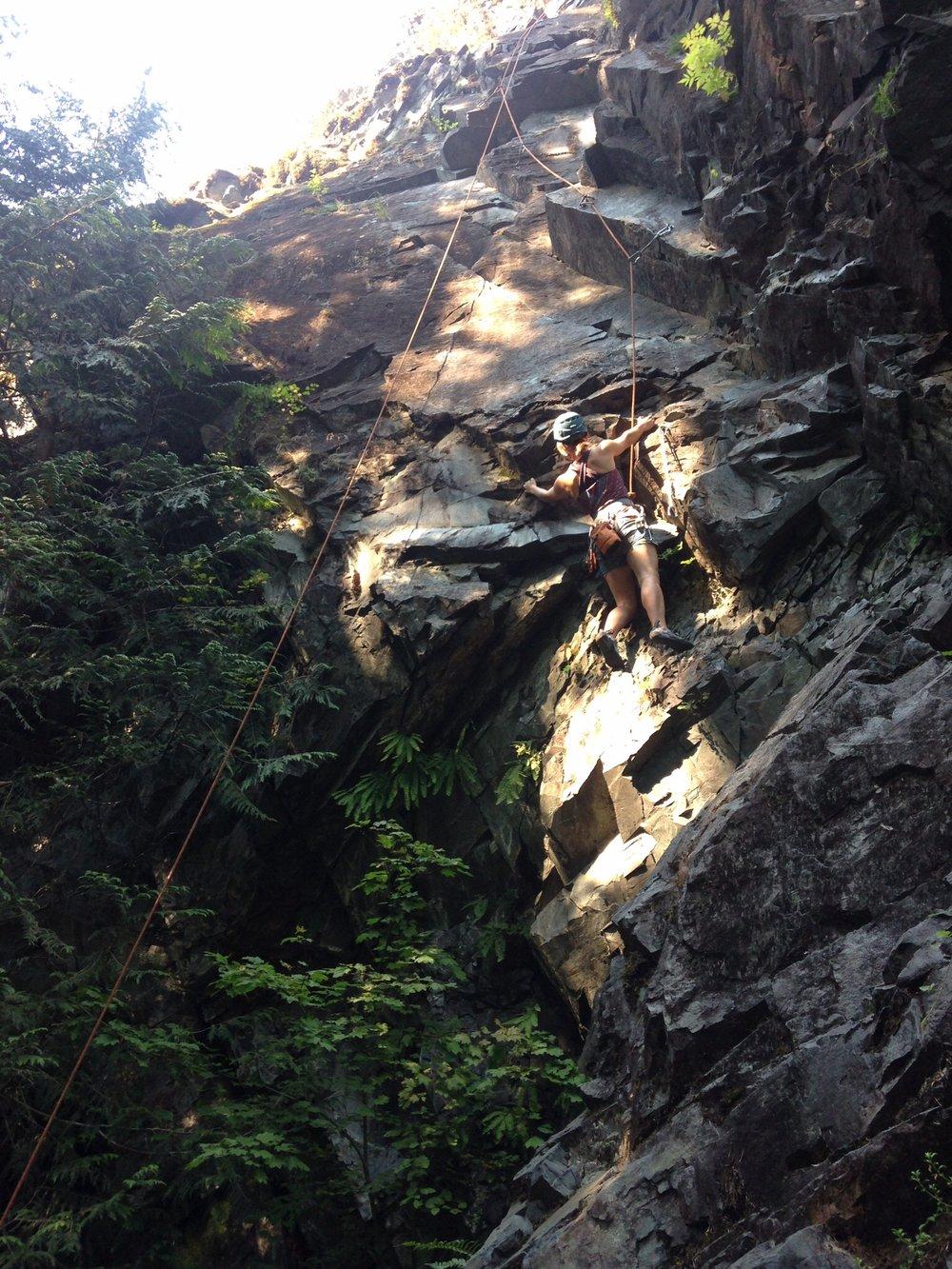 Climb at Exit 31