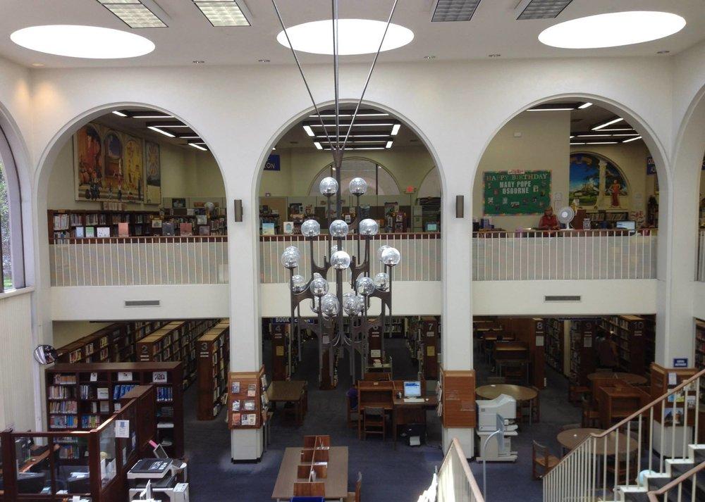 Photo via Upland Public Library  Facebook page