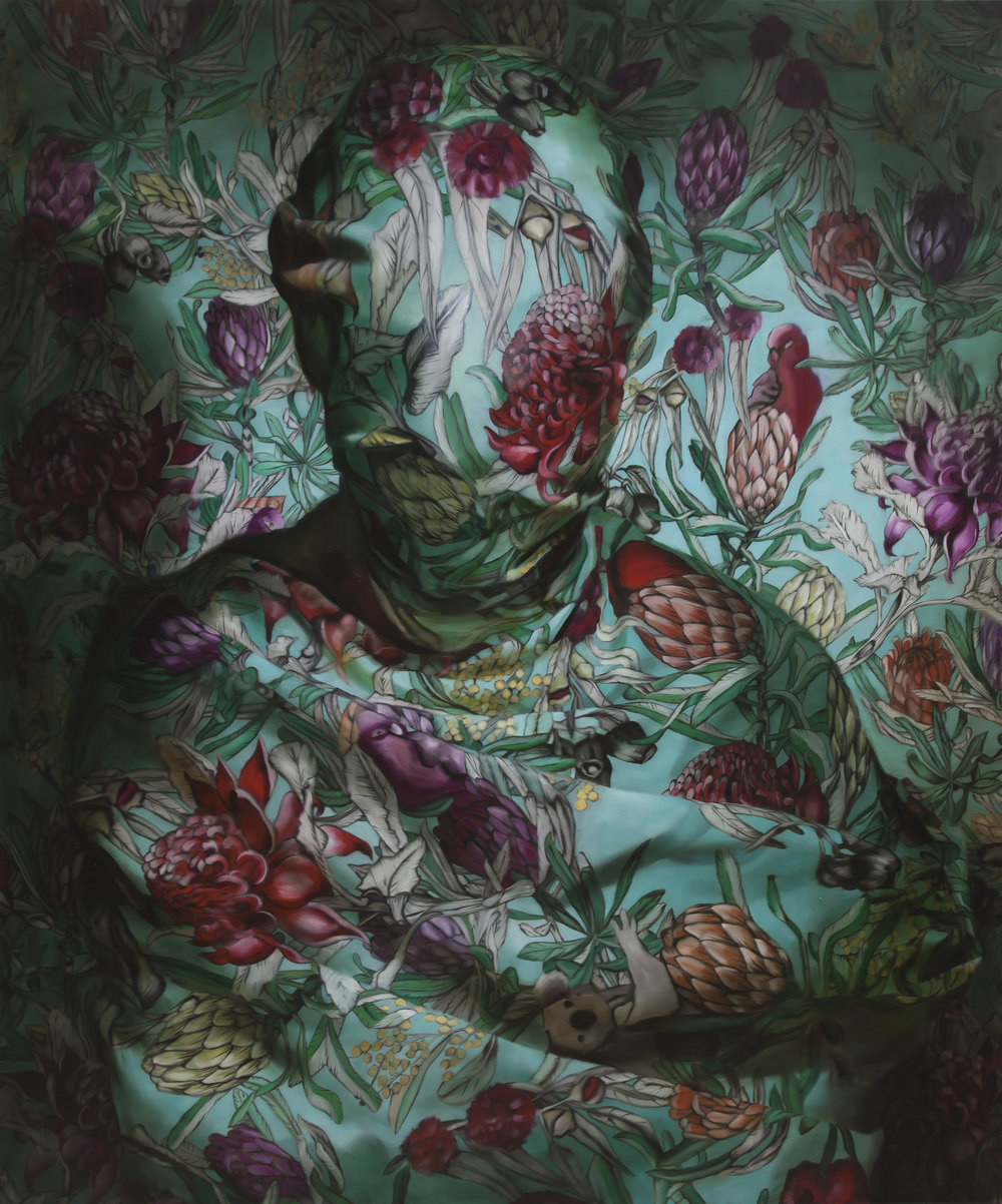 No one can see you, 2018, Markus Åkesson, 120x100cmcm, oil on canvas.jpg