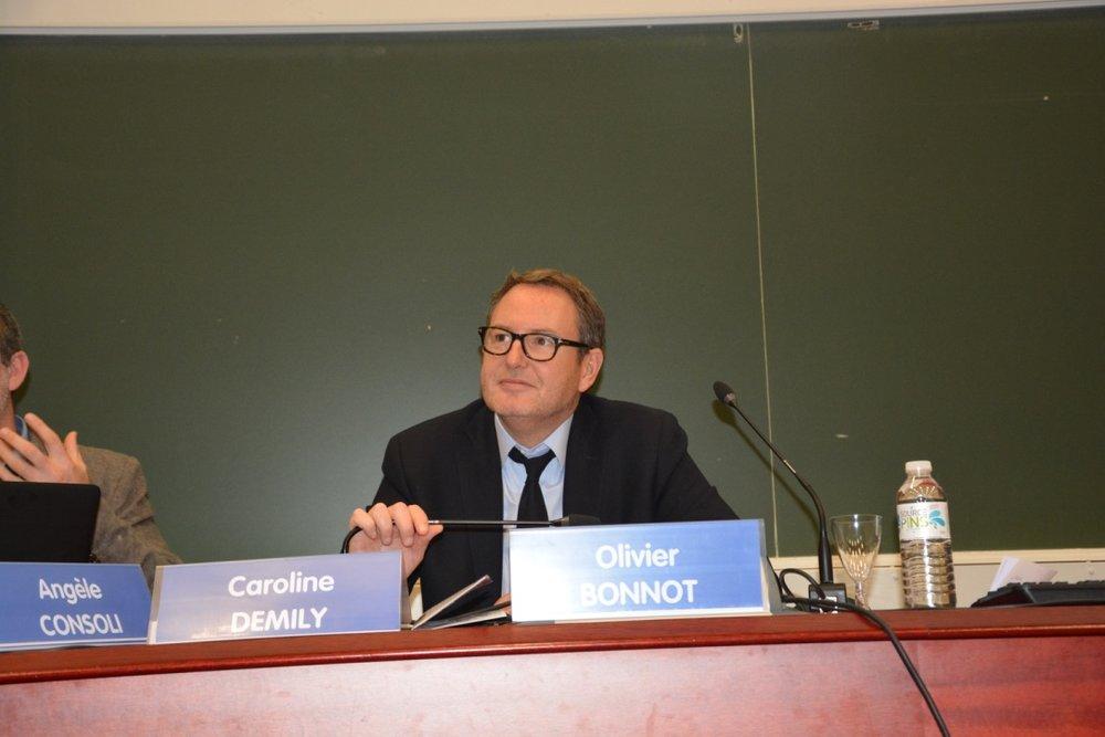 Pr Olivier Bonnot, Président du REMRP, trésorier de l'AEPEA France