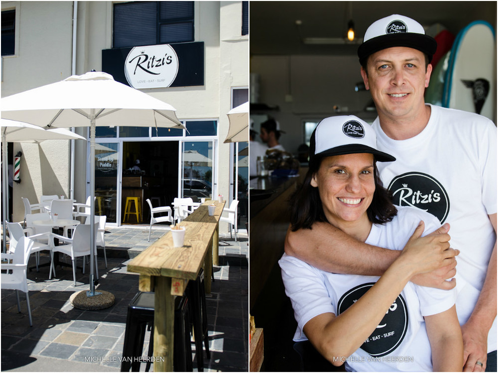 Rudy and Ritsi bistro opening