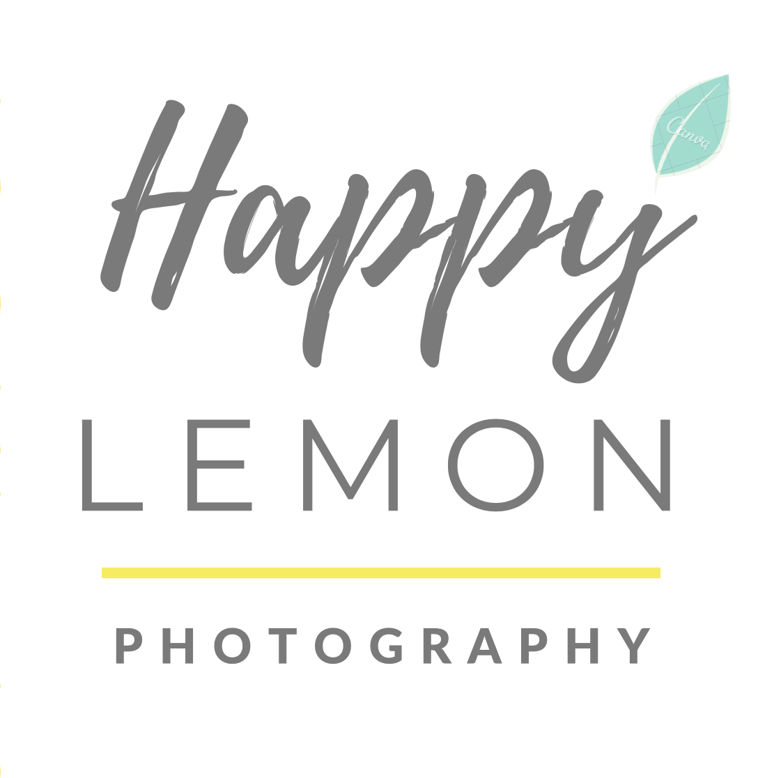 Happy Lemon Photography