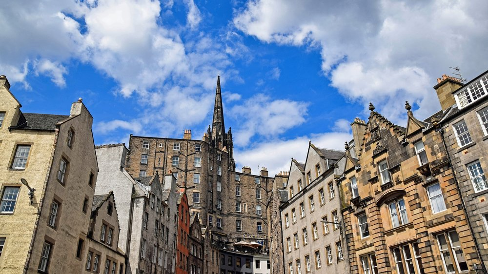 Edinburgh - Coming Soon!