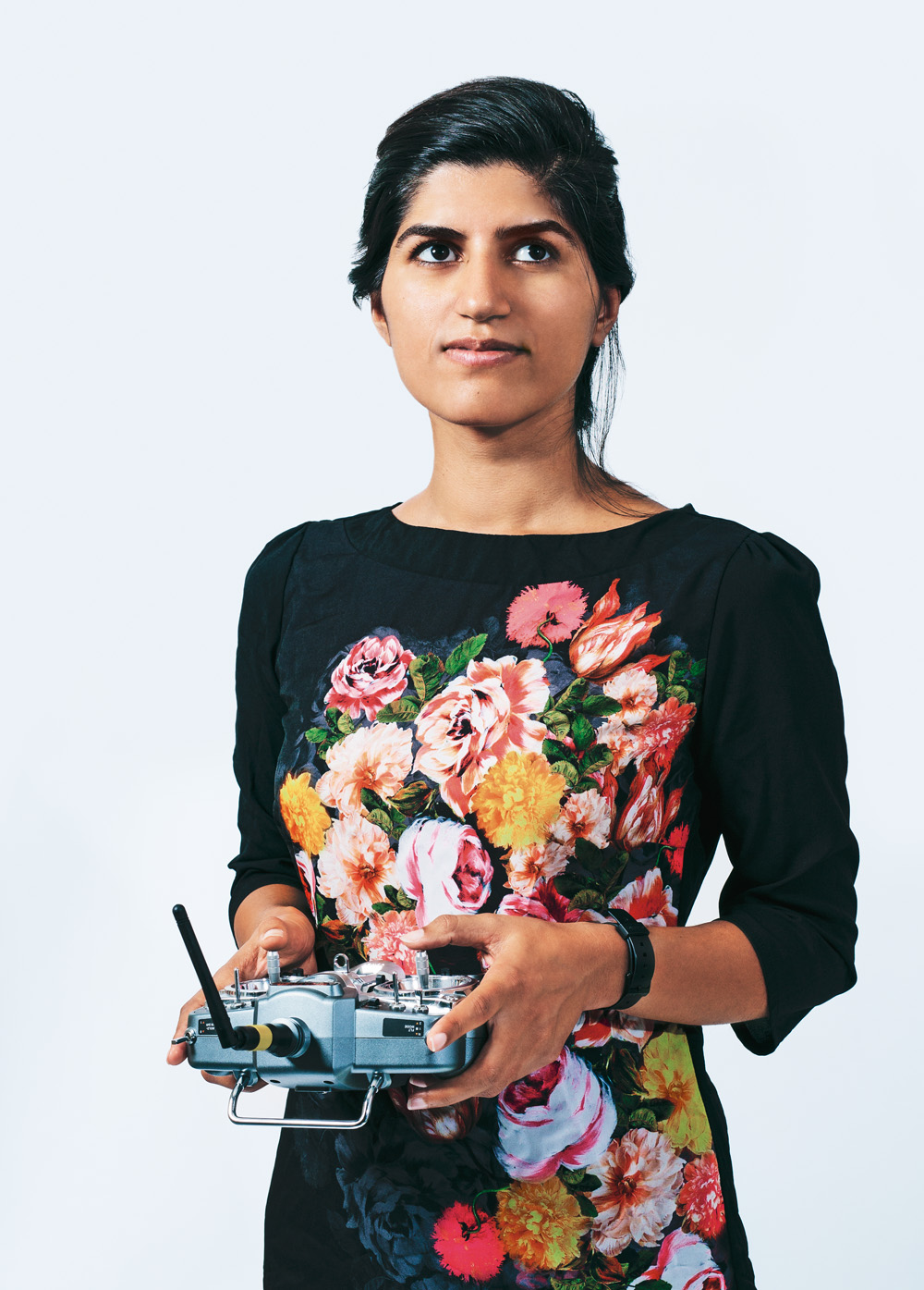 Samira Hayat is a doctoral student and researcher on networked drone systems.