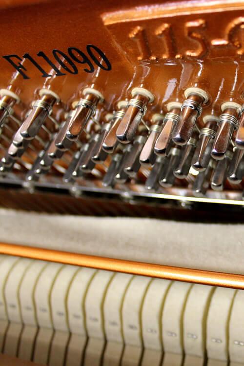 Stoke Pianos - Piano Regulation